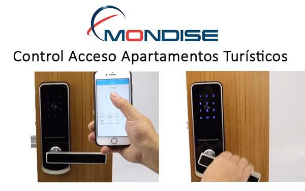 Control Acceso Apartamentos Turísticos