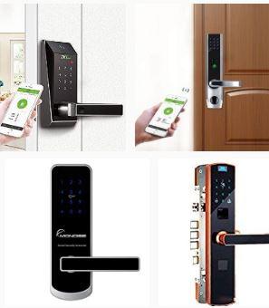 cerradura electronica control acceso