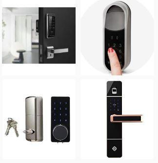 cerradura inteligente puerta