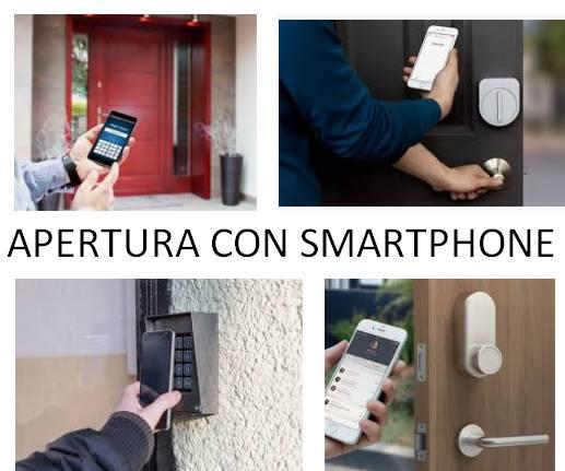 CERRADURAS INTELIGENTES apertura mobil movil